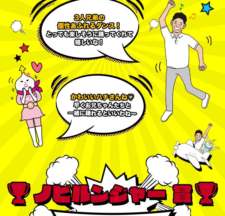 ノビルンジャー 賞